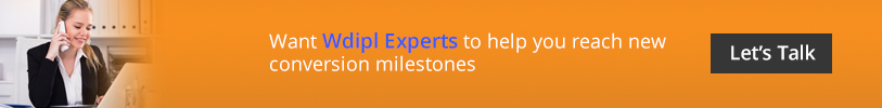 Want Wdipl experts to help you reach new conversion milestone