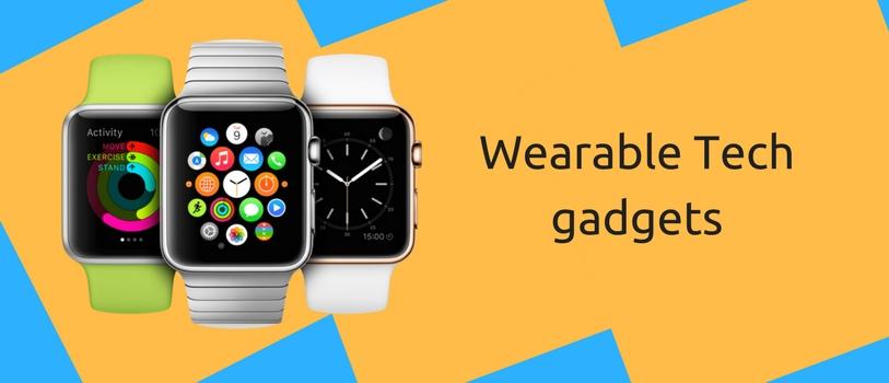 Wearables Tech Gadgets