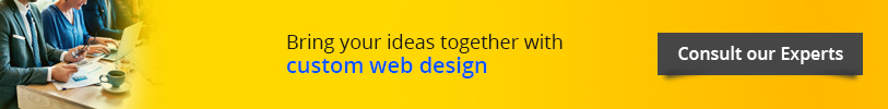 Bring your ideas together with custom web design
