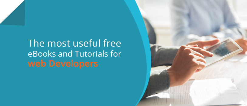 The most useful free eBooks tutorials for web developers
