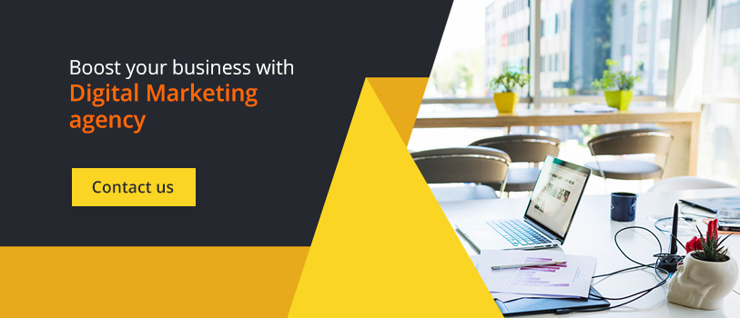 Boost your business with Digital Marketing Agency - Contact us