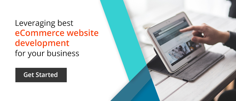 Leveraging best ecommerce website development for your business - Get Started