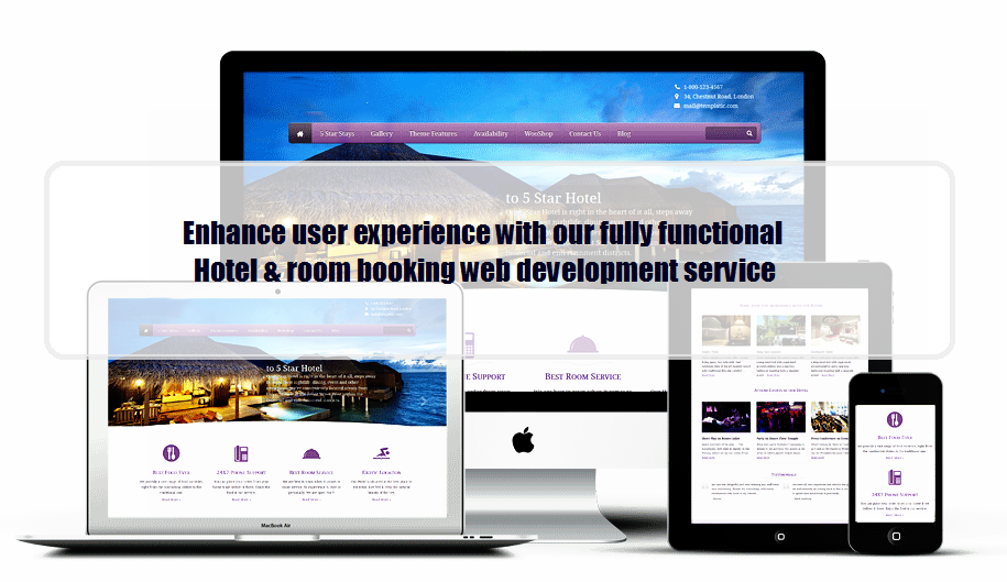 Do You Want An Ecommerce Solution To Launch Hotels And