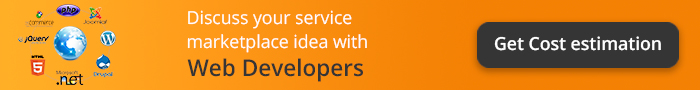 Discuss your service marketplace idea with Web Developer