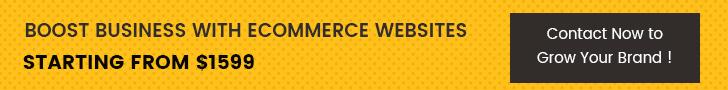 eCommerce web development comapny