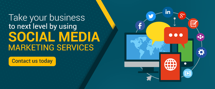 Take your business to next level by using social media marking services - Contact us today