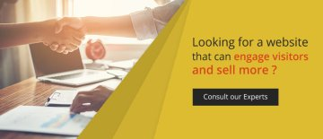 Looking for a website that can engage visitors & sell more - Consult our experts
