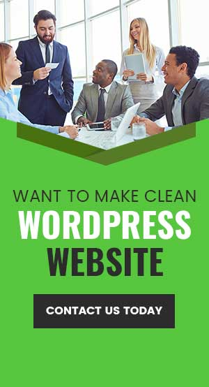 wordpress website design company