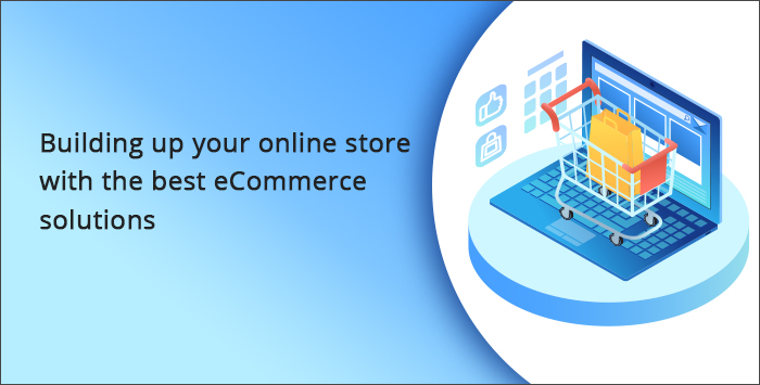 Building Up Your Online Store with the Best eCommerce solutions