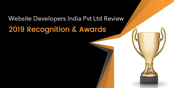 Website Developers India Pvt Ltd Review: 2019 Recognition & Awards
